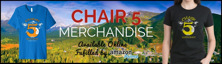 Chair 5 Merchandise